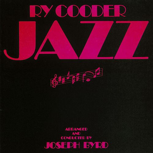 Jazz by Ry Cooder