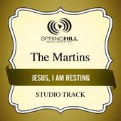 Jesus, I Am Resting (Studio Track) by The Martins