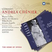 Play & Download Giordano: Andrea Chenier by Various Artists | Napster