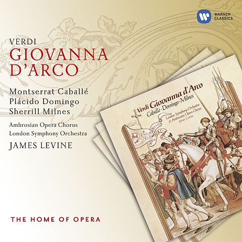 Play & Download Verdi: Giovanna D'Arco by Various Artists | Napster
