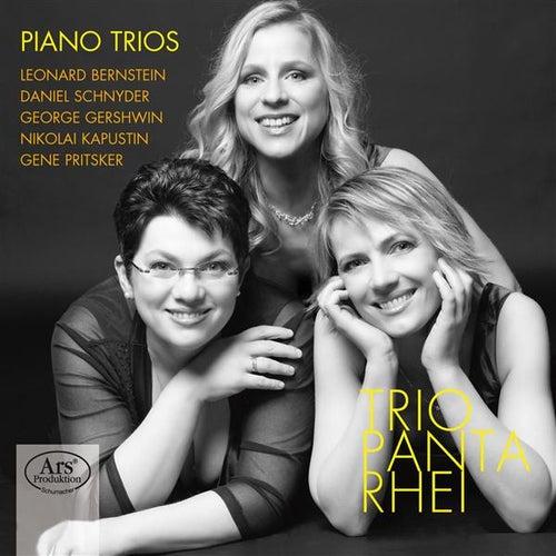 Play & Download Piano Trios: Bernstein - Schnyder - Gershwin - Kapustin - Pritsker by Various Artists | Napster
