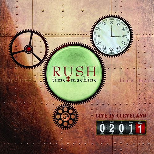 Time Machine 2011: Live In Cleveland by Rush