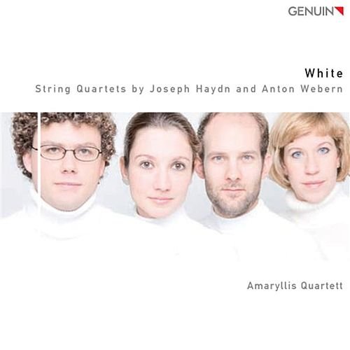 Play & Download White by Amaryllis Quartett | Napster