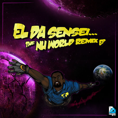 The Nu World Remix EP by El Da Sensei