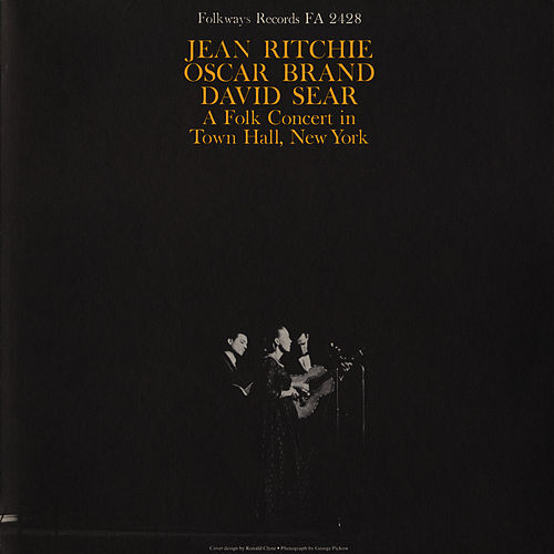 Play & Download A Folk Concert in Town Hall, New York by Jean Ritchie | Napster