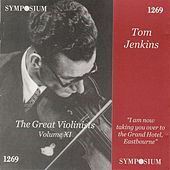 The Great Violinists, Vol. 11 (1939-1952) by Various Artists