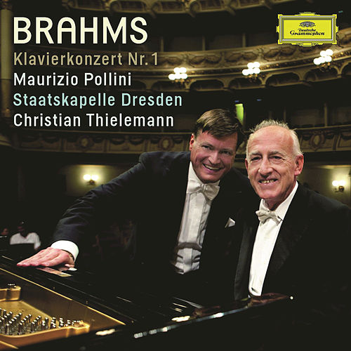 Play & Download Brahms: Klavierkonzert Nr. 1 by Maurizio Pollini | Napster