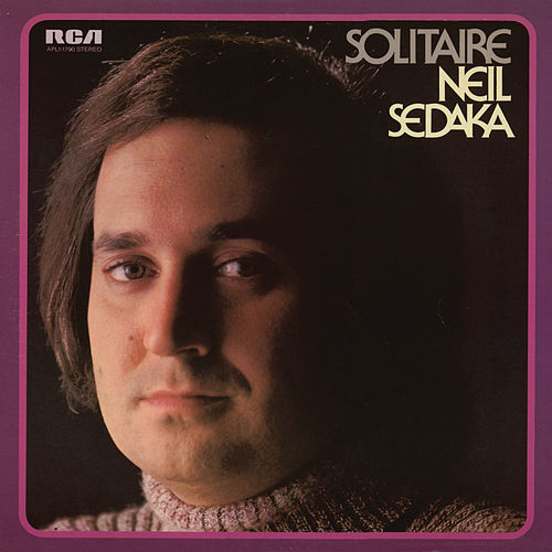 Play & Download Solitaire by Neil Sedaka | Napster