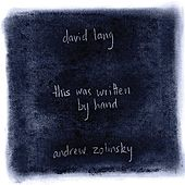 Lang: this was written by hand by David Lang
