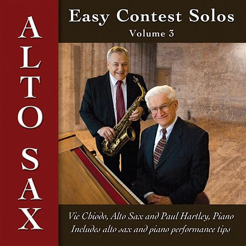 Play & Download Easy Contest Solos, Vol. 3 by Vic Chiodo | Napster