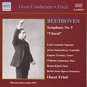 Play & Download Beethoven: Symphony No. 9 (Fried) (1929) by Lotte Leonard | Napster