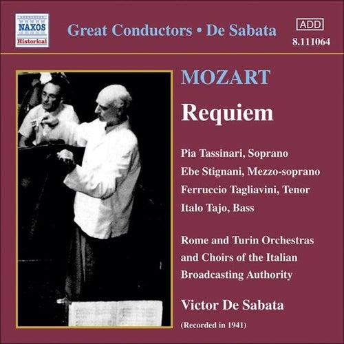 Play & Download Mozart: Requiem in D Minor (Tassinari, Tagliavini, De Sabata) (1941) by Ferruccio Tagliavini | Napster