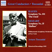 Play & Download Haydn / Mozart: Symphonies (Toscanini) (1929) by Arturo Toscanini | Napster