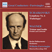Play & Download Tchaikovsky: Symphony No. 6, 'Pathetique' (Furtwangler) (1938) by Wilhelm Furtwängler | Napster