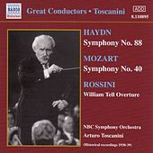 Play & Download Haydn: Symphony No. 88 / Mozart: Symphony No. 40 (Toscanini) (1938-1939) by Arturo Toscanini | Napster