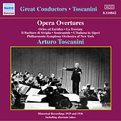 Gluck / Rossini / Verdi: Opera Overtures (Toscanini) (1929, 1936) by Various Artists