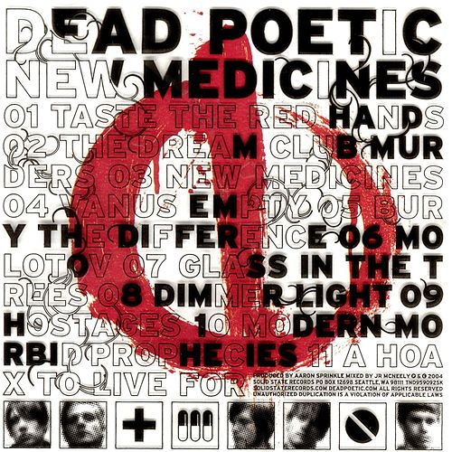 Play & Download New Medicines by Dead Poetic | Napster