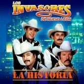 Play & Download La Historia by Los Invasores De Nuevo Leon | Napster