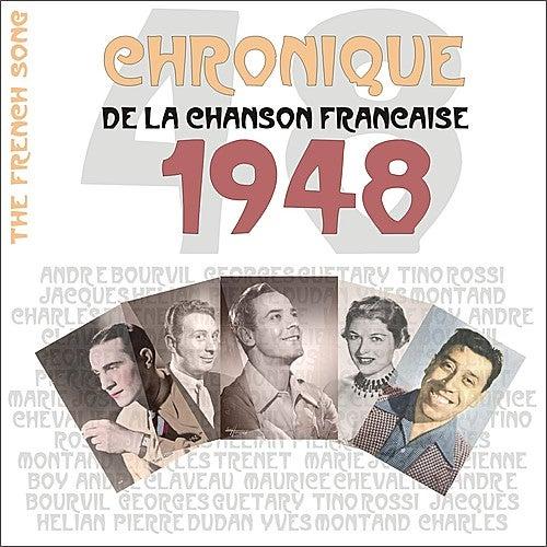 The French Song : Chronique De La Chanson Française (1948), Vol. 25 by Various Artists