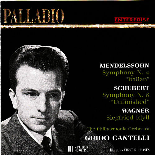 Play & Download Mendelssohn, Schubert, Wagner by Philharmonia Orchestra | Napster