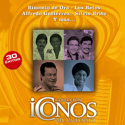 Play & Download Iconos Del Vallenato by Various Artists | Napster