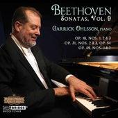 Play & Download Garrick Ohlsson: Beethoven Sonatas, Vol. 9 by Garrick Ohlsson | Napster