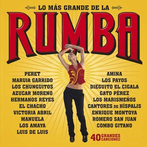 Lo Más Grande De La Rumba by Various Artists