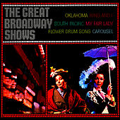The Great Broadway Shows by The Broadway Stars