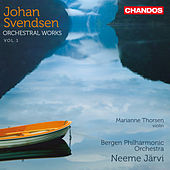 Svendsen: Orchestral Works, Vol. 1 by Neeme Jarvi