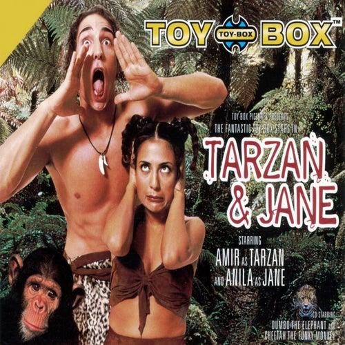 Tarzan & Jane by Toy-Box