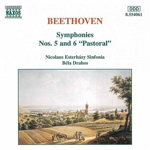 Play & Download Symphonies Nos. 5 and 6 'Pastoral' by Ludwig van Beethoven | Napster
