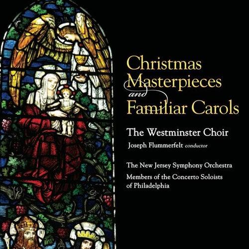 Christmas Masterpieces and Familiar Carols von Joseph Flummerfelt