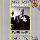 Play & Download Favorite Encores by Vladimir Horowitz | Napster