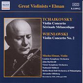 Play & Download Tchaikovsky / Wieniawski: Violin Concertos (Elman) (1929, 1950) by Mischa Elman | Napster