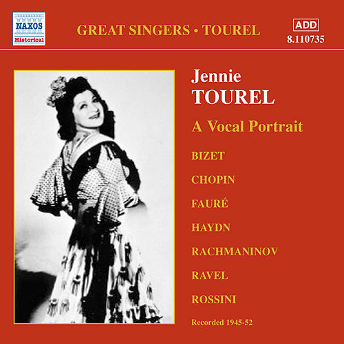 Play & Download Tourel, Jennie: Vocal Portrait (A) (1946-1952) by Various Artists | Napster