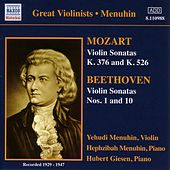 Play & Download Mozart / Beethoven: Violin Sonatas (Menuhin) (1929-1947) by Yehudi Menuhin | Napster
