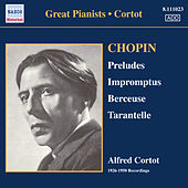 Play & Download Chopin: 24 Preludes / 3 Impromptus (Cortot, 78 Rpm Recordings, Vol. 1) (1926-1950) by Alfred Cortot | Napster