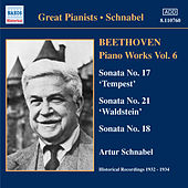 Play & Download Beethoven: Piano Sonatas Nos. 17, 18 & 21 (1932, 1934) by Artur Schnabel | Napster
