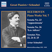 Play & Download Beethoven: Piano Sonatas Nos. 22-26 (Schnabel) (1932-1935) by Artur Schnabel | Napster