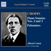 Play & Download Chopin: Piano Sonatas No. 2 and 3 / Polonaises (Cortot, 78 Rpm Recordings, Vol. 4) (1923-1947) by Alfred Cortot | Napster