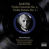 Play & Download Bartok, B.: Violin Concerto No. 2 / Violin Sonata No. 1 (Menuhin) (1947, 1953) by Yehudi Menuhin | Napster