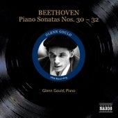 Beethoven, L.: Piano Sonatas Nos. 30-32 (Gould) (1956) by Glenn Gould