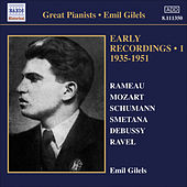Play & Download Gilels, Emil: Early Recordings, Vol. 1 (1935-1951) by Emil Gilels | Napster