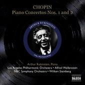 Chopin, F.: Piano Concertos Nos. 1 and 2 (Rubinstein) (1946, 1953) by Arthur Rubinstein