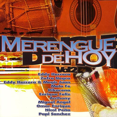 Merengue de Hoy, Vol. 2 by Various Artists