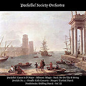 Play & Download Pachelbel: Canon in D Major / Albinoni: Adagio / Bach: Air On The G String - Prelude No. 1 - Jesu, Joy of Man's Desiring / Vivaldi: Cello Concerto / Mozart: Turkish March / Schubert: Ave Maria / Mendelssohn: Wedding March - Vol. III by Pachelbel Society Orchestra | Napster