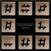 Keys and Codes Remix EP by Death Cab For Cutie