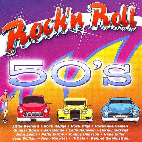 Rock'n Roll 50's At Tyrol by Various Artists