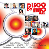Play & Download Disco do Ano 2011.12 by Various Artists | Napster