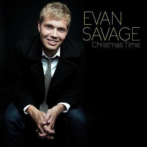 Christmas Time (in the City) - Single by Evan Savage